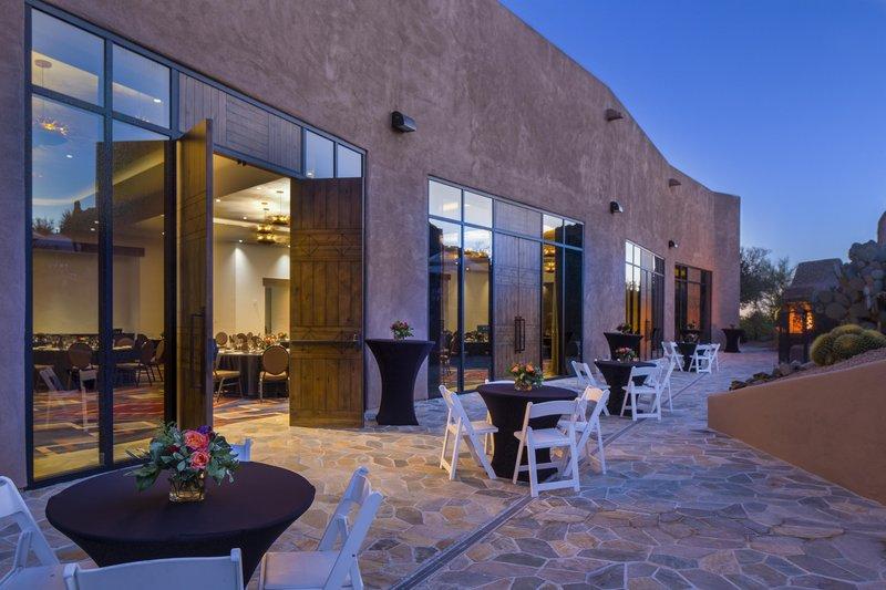 Boulders Resort & Spa, Curio Collection by Hilton-Latilla Ballroom Terrace<br/>Image from Leonardo