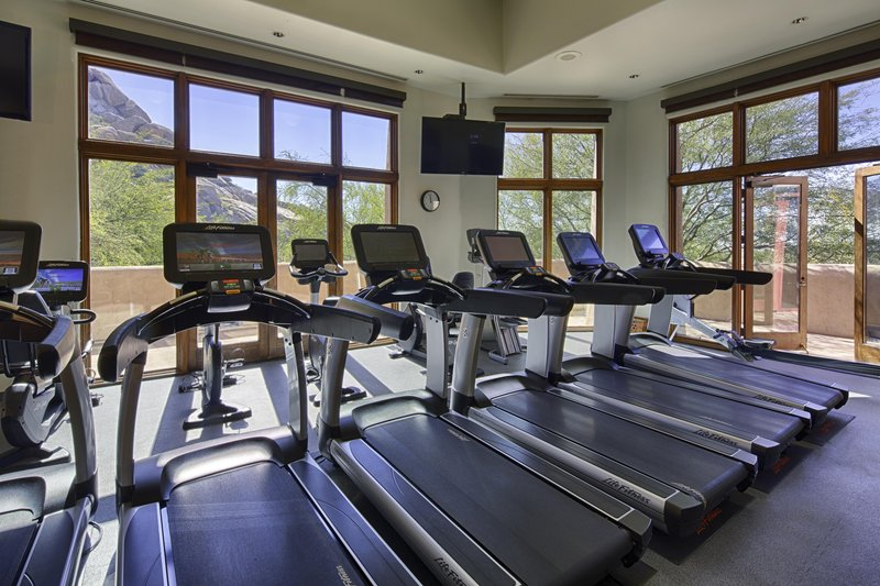 Boulders Resort & Spa, Curio Collection by Hilton-Fitness Center<br/>Image from Leonardo