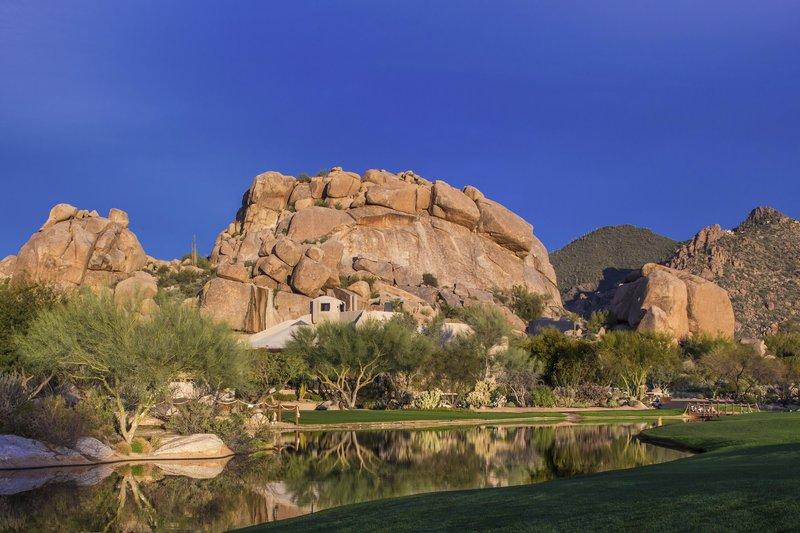 Boulders Resort & Spa, Curio Collection by Hilton-Boulder Formation<br/>Image from Leonardo
