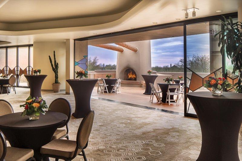 Boulders Resort & Spa, Curio Collection by Hilton-Tohono Ballroom Foyer<br/>Image from Leonardo