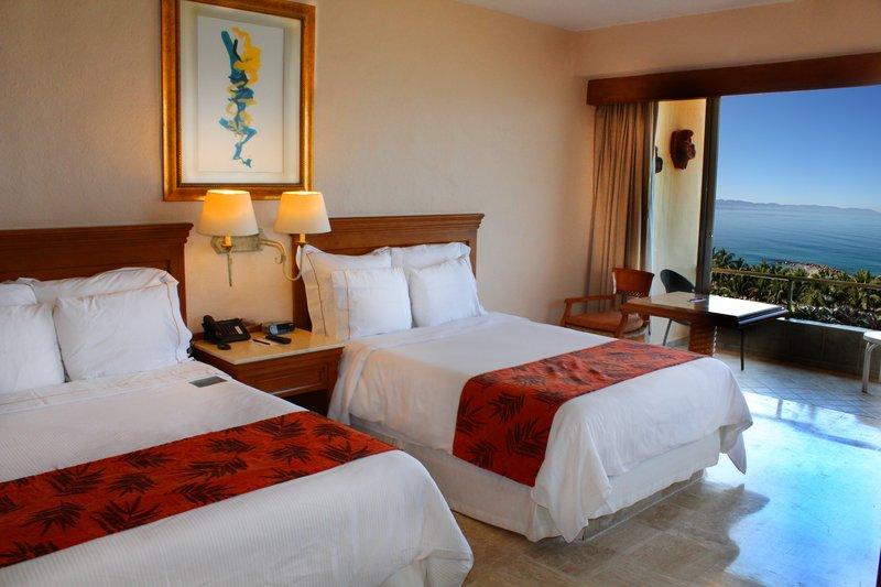 Fiesta Americana Puerto Vallarta - Deluxe Room, 2 Double, Ocean View <br/>Image from Leonardo
