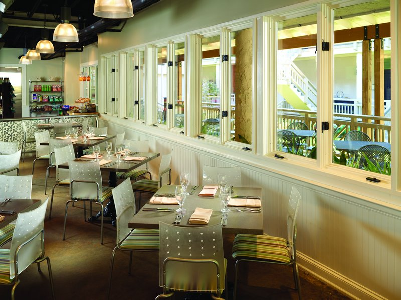 Omni Hilton Head Oceanfront Resort-Palmetto Market seating<br/>Image from Leonardo