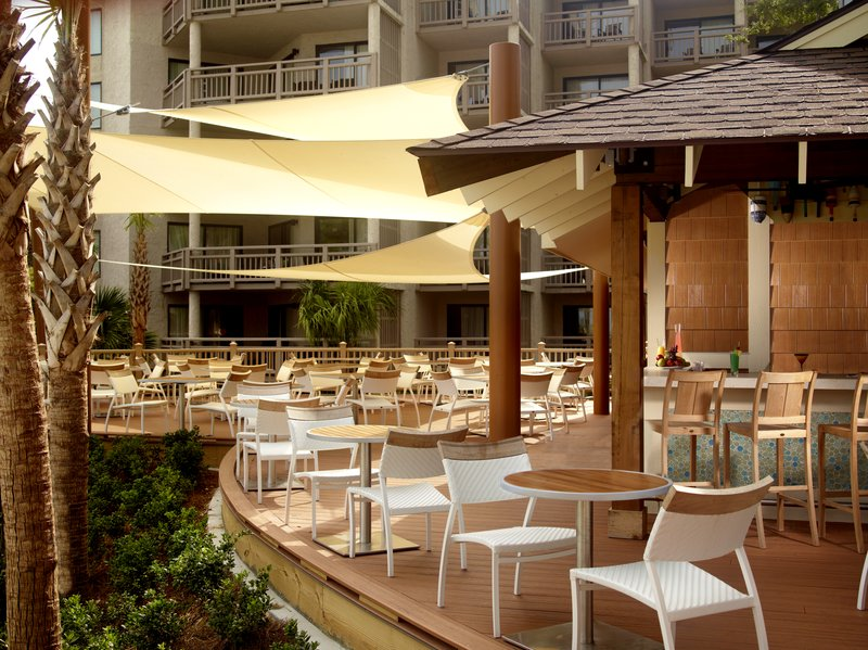 Omni Hilton Head Oceanfront Resort-Buoy Bar seating<br/>Image from Leonardo