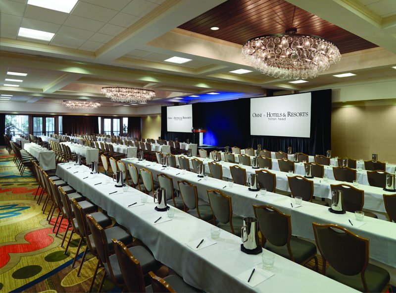 Omni Hilton Head Oceanfront Resort-Palmetto Ballroom<br/>Image from Leonardo