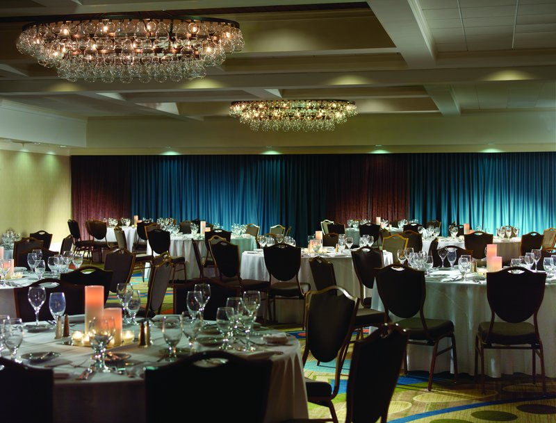 Omni Hilton Head Oceanfront Resort-Palmetto Ballroom social setup<br/>Image from Leonardo