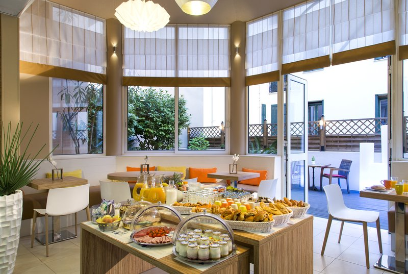 Citadines Croisette-Breakfast room of Citadines Croisette Cannes<br/>Image from Leonardo