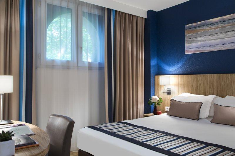 Citadines Croisette-Room of 1-bedroom Deluxe apartment, Citadines Croisette Cannes<br/>Image from Leonardo