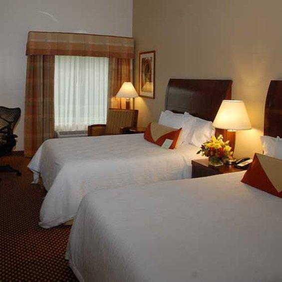 Hilton Garden Inn Riverhead-Double Standard Guest Room<br/>Image from Leonardo