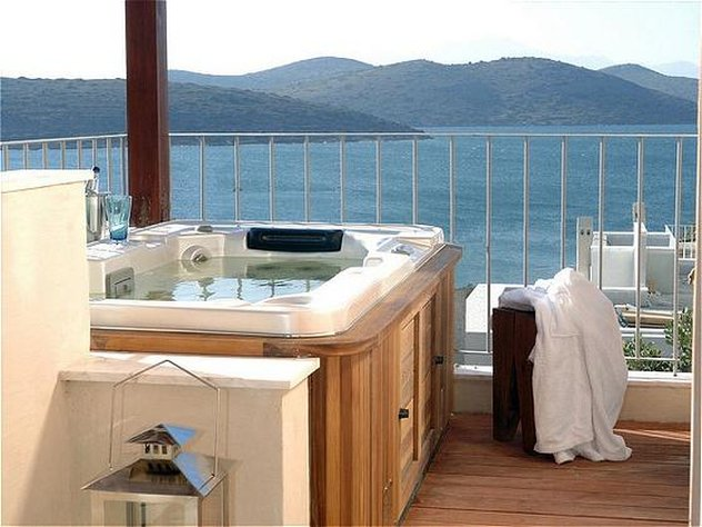 Domes of Elounda, Autograph Collection-Outdoor Jacuzzi<br/>Image from Leonardo