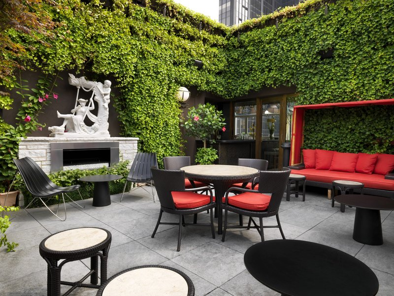 Kimberly Midtown Apartments-Upstairs Outdoor Patio<br/>Image from Leonardo