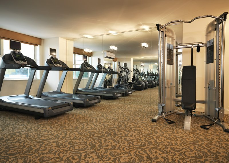 Kimberly Midtown Apartments-Fitness Center<br/>Image from Leonardo