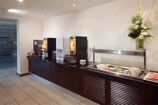 Holiday Inn Express Burnley M65, Jct.10-Breakfast Area<br/>Image from Leonardo