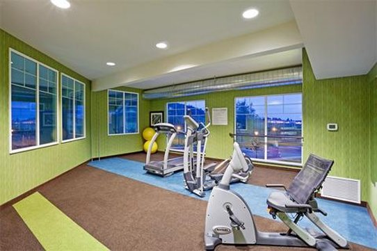 Holiday Inn Express Hotel & Suites North Sequim-Fitness Center<br/>Image from Leonardo