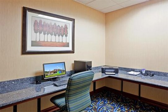 Holiday Inn Express Hotel & Suites North Sequim-Business Center<br/>Image from Leonardo