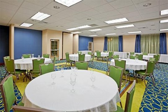 Holiday Inn Express Hotel & Suites North Sequim-Meeting Room<br/>Image from Leonardo