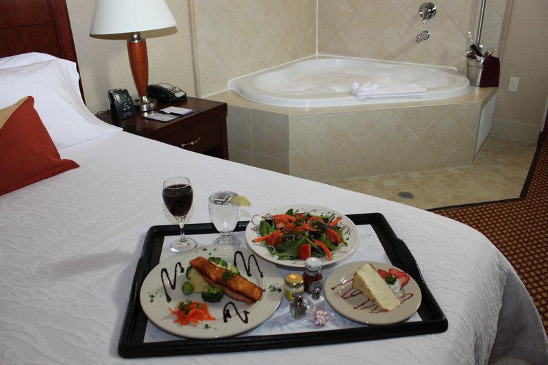 Hilton Garden Inn Riverhead-In Room Service<br/>Image from Leonardo