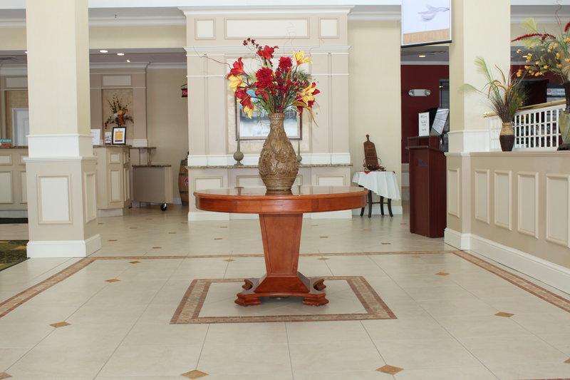 Hilton Garden Inn Riverhead-Foyer<br/>Image from Leonardo