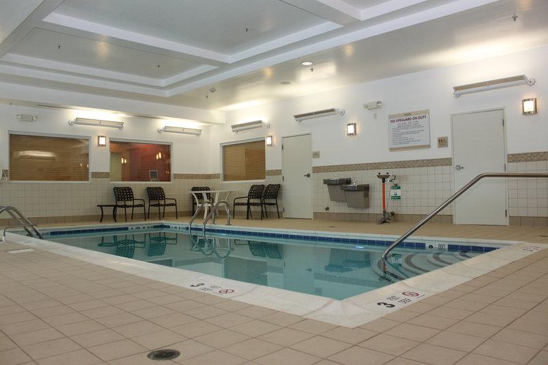 Hilton Garden Inn Riverhead-Indoor Pool, Spa and Fitness Center<br/>Image from Leonardo