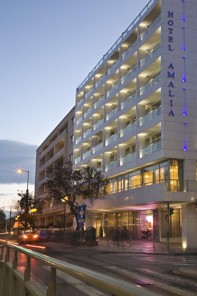 Amalia Hotel-Exterior<br/>Image from Leonardo