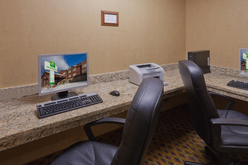 Holiday Inn West Yellowstone-Business Center at the Holiday Inn West Yellowstone<br/>Image from Leonardo