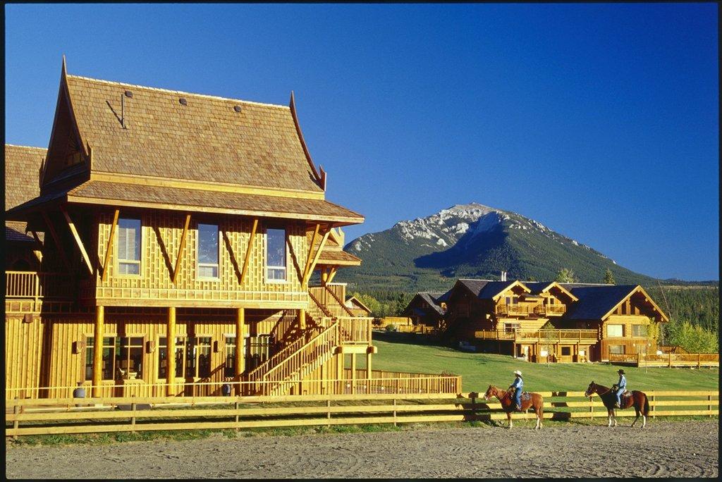 Echo Valley Ranch & Spa-Echo Valley Ranch, Baan Thai & Riding Ring<br/>Image from Leonardo