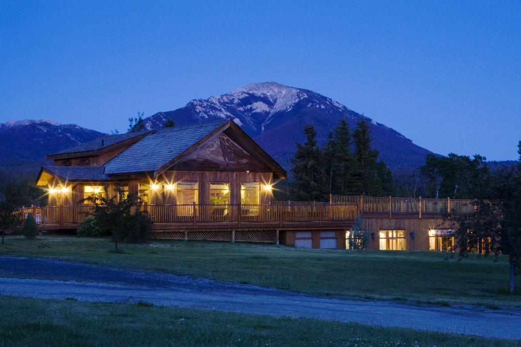 Echo Valley Ranch & Spa-Cariboo Spa<br/>Image from Leonardo