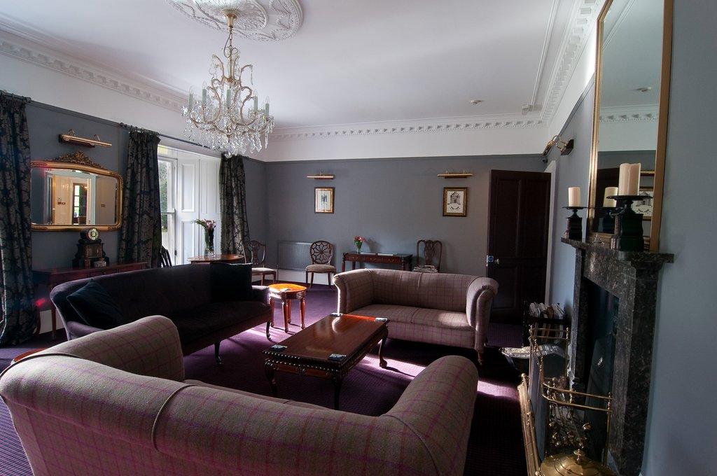 Barcaldine Castle-Barcaldine Lounge<br/>Image from Leonardo