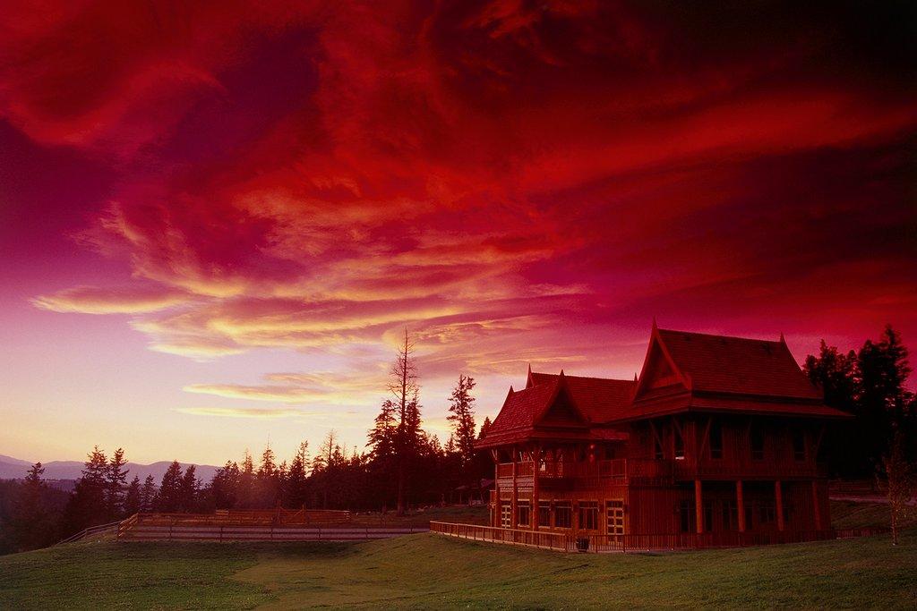 Echo Valley Ranch & Spa-Baan Thai Sunset<br/>Image from Leonardo