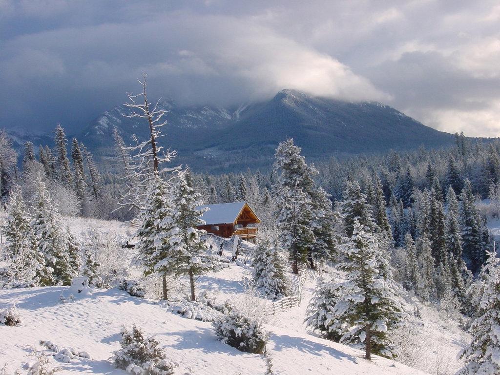 Echo Valley Ranch & Spa-Winter at Echo Valley<br/>Image from Leonardo