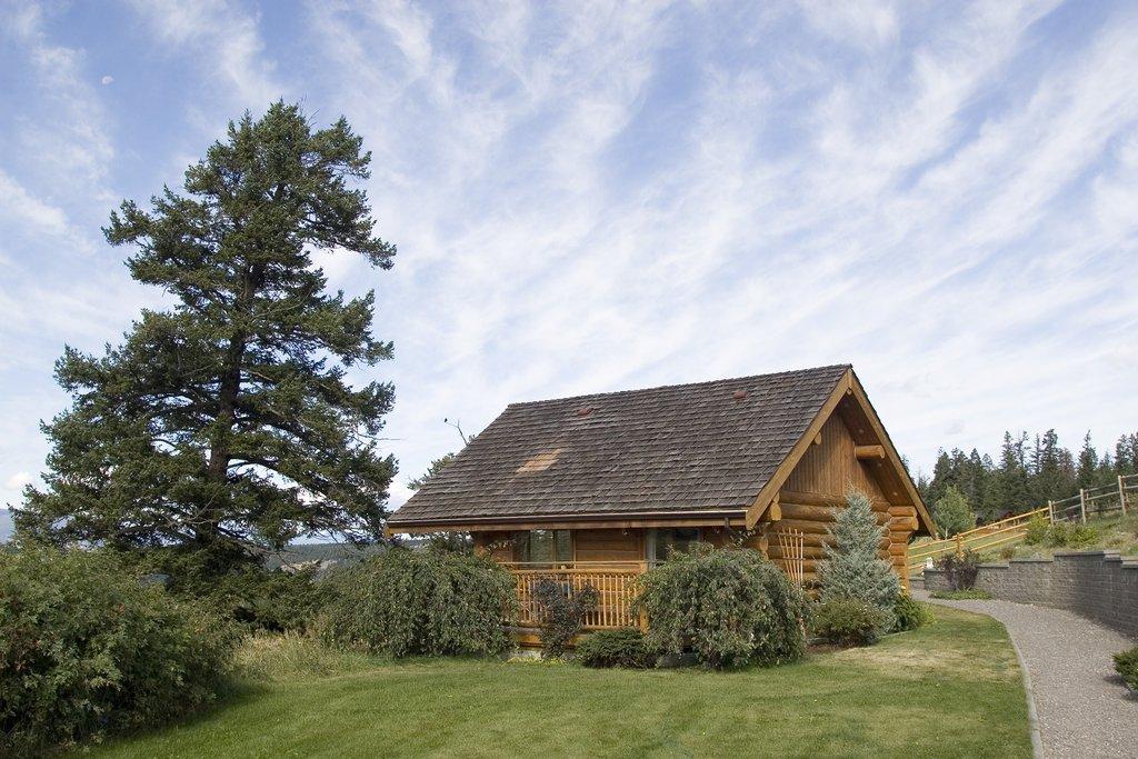 Echo Valley Ranch & Spa-Cabin at Echo Valley<br/>Image from Leonardo