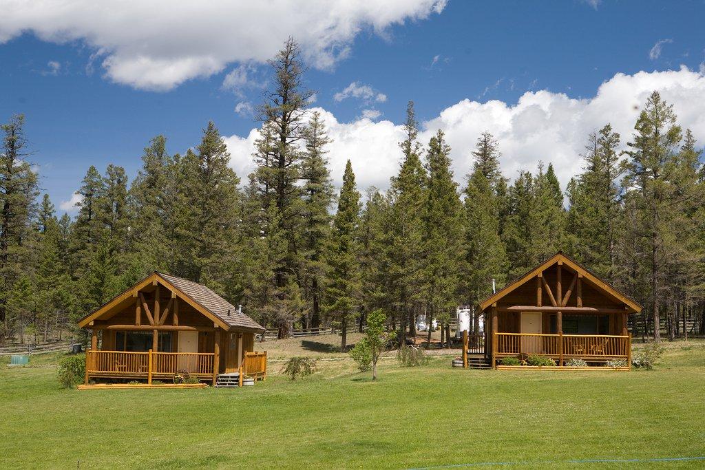 Echo Valley Ranch & Spa-Deluxe Cabins<br/>Image from Leonardo
