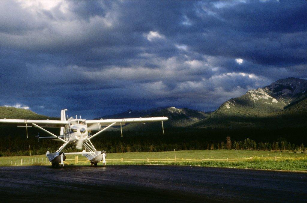Echo Valley Ranch & Spa-Echo Valley Airport<br/>Image from Leonardo