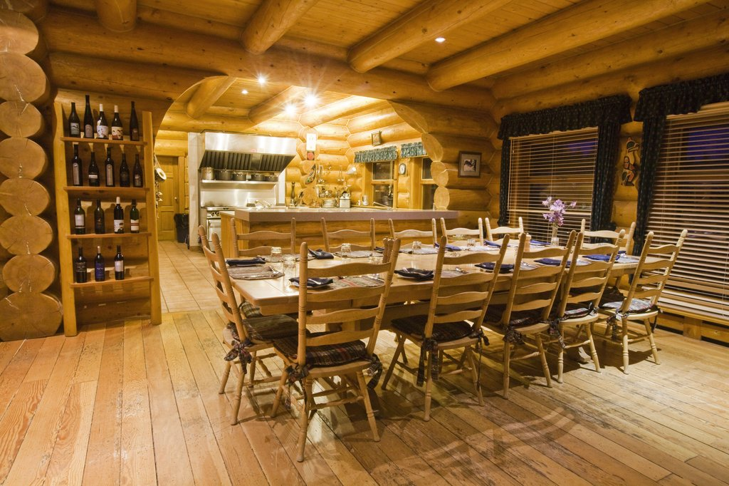 Echo Valley Ranch & Spa-Open Kitchen and Dinning<br/>Image from Leonardo