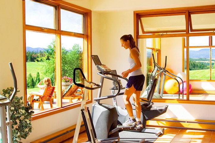Echo Valley Ranch & Spa-Gym<br/>Image from Leonardo