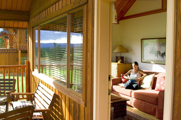 Echo Valley Ranch & Spa-East Cabin<br/>Image from Leonardo