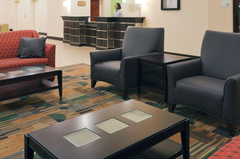 Holiday Inn Hotel & Suites Mansfield-Conference Ctr-Hotel Lobby<br/>Image from Leonardo