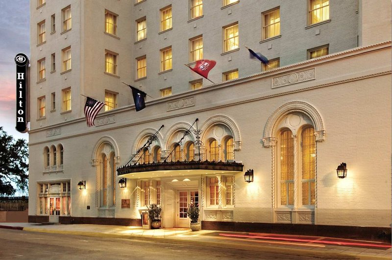 Hilton Baton Rouge Capitol Center-Exterior<br/>Image from Leonardo