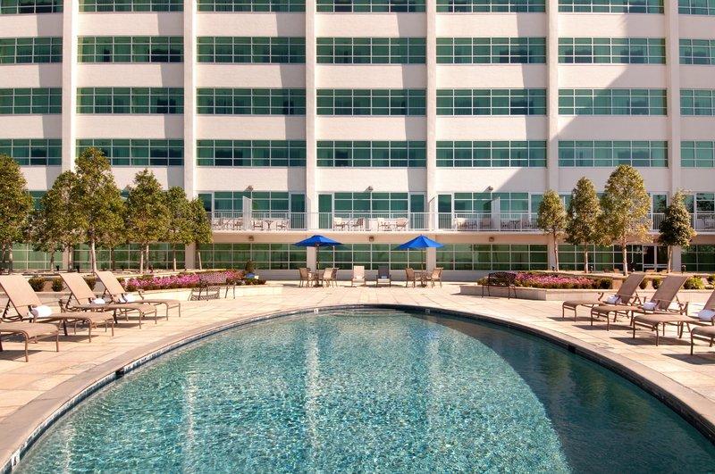 Hilton Baton Rouge Capitol Center-Hotel Pool<br/>Image from Leonardo