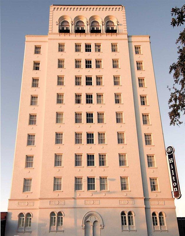 Hilton Baton Rouge Capitol Center-Side Exterior<br/>Image from Leonardo
