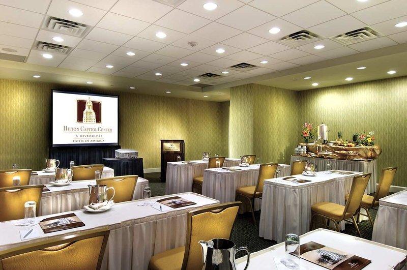 Hilton Baton Rouge Capitol Center-Meeting Room<br/>Image from Leonardo
