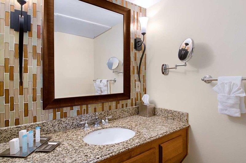 Pointe Hilton Squaw Peak Resort - Standard Suite Vanity <br/>Image from Leonardo