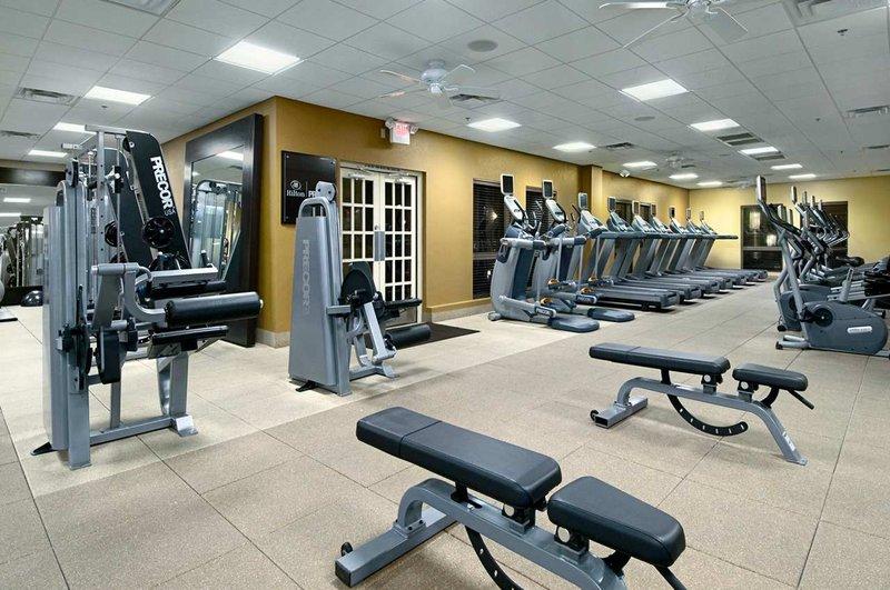 Pointe Hilton Squaw Peak Resort - Fitness Centre <br/>Image from Leonardo