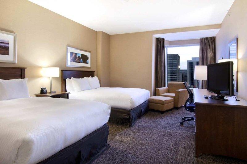 Hilton Saint John Trade &amp; Convention Centre-2 Double Beds Club Floor<br/>Image from Leonardo