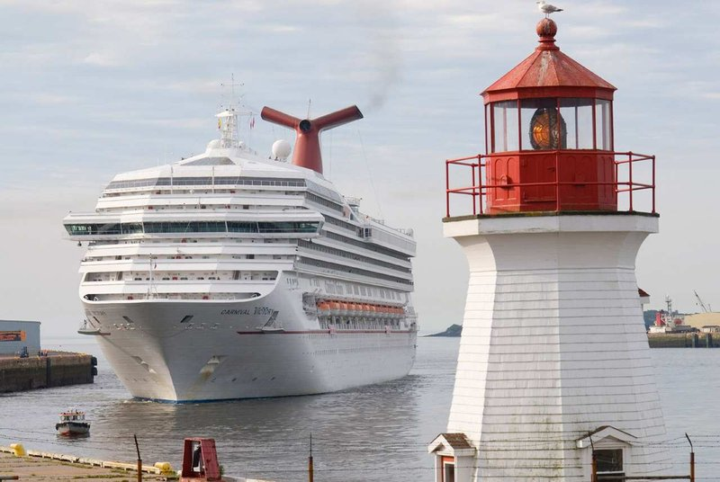 Hilton Saint John Trade &amp; Convention Centre-Harbor<br/>Image from Leonardo