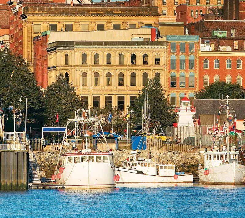 Hilton Saint John-Market Slip<br/>Image from Leonardo
