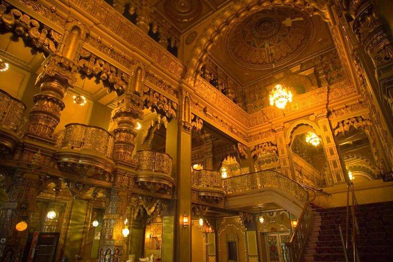 DoubleTree by Hilton Syracuse-Syracuse Landmark Theatre<br/>Image from Leonardo