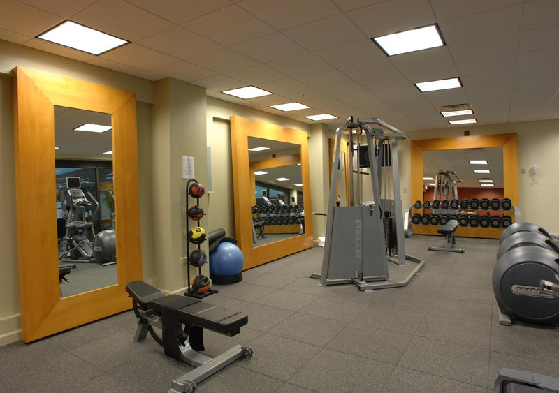 DoubleTree by Hilton Syracuse-Fitness Center<br/>Image from Leonardo