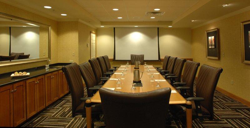 DoubleTree by Hilton Syracuse-Shelby Boardroom<br/>Image from Leonardo