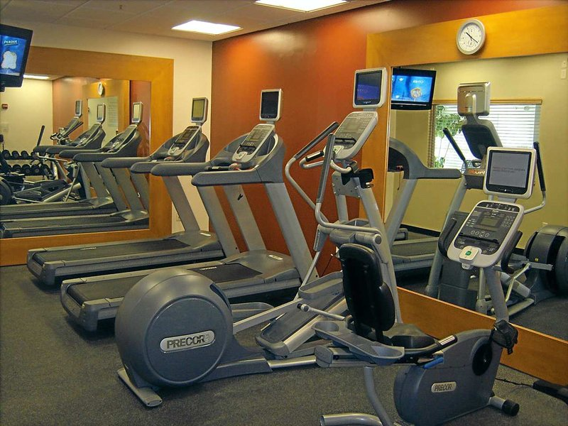 Hilton Garden Inn Riverhead-Precor Certified Fitness <br/>Image from Leonardo