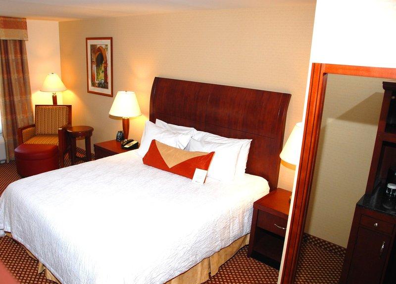 Hilton Garden Inn Riverhead-King Evolution Room<br/>Image from Leonardo
